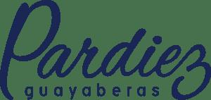 Logotipo Pardiez azul – Pardiez Guayaberas